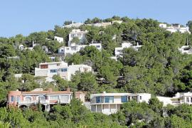 Eivissa cuenta con 1.320 casas vacacionales legalizadas, de las que 177 se han inscrito este año