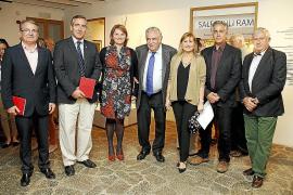 Exposición de Enrique Broglia en el museu modernista Can Prunera