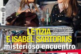 Isabel y Letizia
