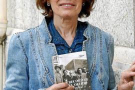 Rosa Montiel ficciona en su primer libro historias marcadas por el olvido
