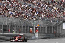 Alonso: «Tenemos que mejorar el coche más de lo que lo hacemos»