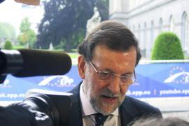 Rajoy «entiende» a quienes han retirado su voto al PP