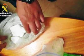 Los 'narcos' de Formentera usaban cuidadores de viviendas vacacionales para ocultar la droga