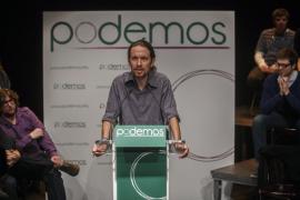 """Pablo Iglesias, líder de """"Podemos"""""""
