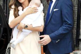 Iker Casillas y Sara Carbonero bautizan a su hijo