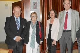 Entrega de los Premios Rotary Club Mallorca