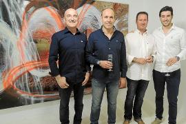 Exposición de Herbert Hundrich en la galería Marimón