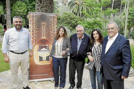 'Grandes vinos, grandes quesos' en los Jardines de Alfàbia