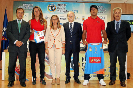 El Madison Beach Volley Tour aterriza en Platja d'en Bossa