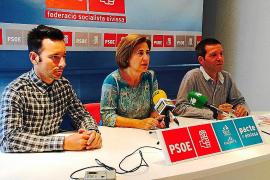 PSOE-Pacte presenta un recurso contra el pliego de la contrata de limpieza