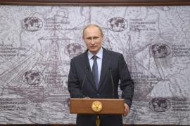 Los líderes del G7 amenazan a Putin con más sanciones