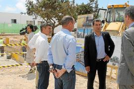 Formentera no permitirá que la construcción de las VPO continúen tras el 15 de junio