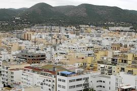 Las Pitiüses cerraron abril con 36 viviendas visadas, un 300% más que hace un año