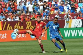 Villa ensancha sus récords en el test superado por Diego Costa