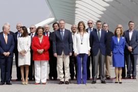 Más de 30 exministros expresan lealtad al Príncipe y gratitud al Rey