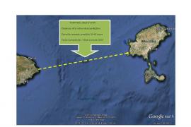 Juanjo Serra une a nado la Península y las Pitiusas tras más de 37 horas en el mar