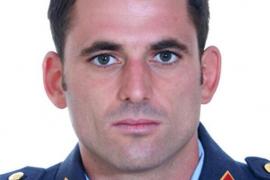 Muere un capitán del Ejército de Aire al estrellarse su caza cuando iba a tomar tierra
