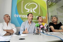 Més inicia contactos con PUC Eivissa para aglutinar a la izquierda ecologista