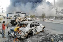 Los yihadistas toman el control de Mosul, la segunda ciudad de Irak