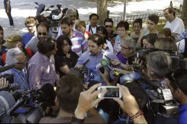 Pablo Iglesias marca como  reto de Podemos reformar la Constitución