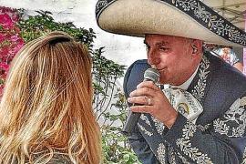 «En la boda de mi hija me picó el  gusanillo de las rancheras»