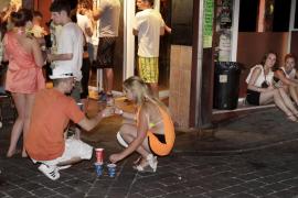 Campaña del Govern contra la venta de bebidas alcohólicas a menores