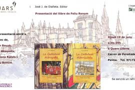 Feliu Ramon presenta 'La catedral dibuixada'
