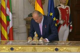 Abdicación de Juan Carlos I
