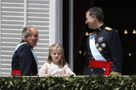 El Rey Juan Carlos será aforado a través de dos enmiendas del PP