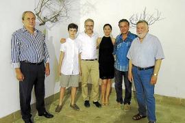 Luis Maraver presenta su obra en el Palau d'Aiamans