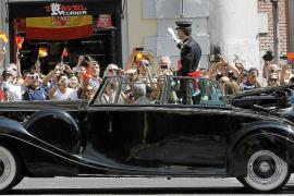 El rey Felipe VI tiene el apoyo mayoritario de los ciudadanos de las Islas