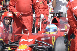Alonso: «Ha sido la mejor carrera de todo el año»
