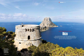 La revista alemana Stern dedica un amplio reportaje a Ibiza