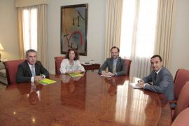 Bauzá: «No vamos a actuar en función de electoralismos ni de 'buenismos'»