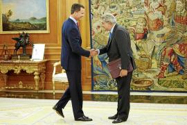 La oposición rechaza una norma 'exprés' para solucionar el aforamiento de Juan Carlos I