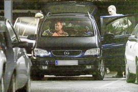 Sorprenden a un taxista pirata con una gran cantidad de drogas