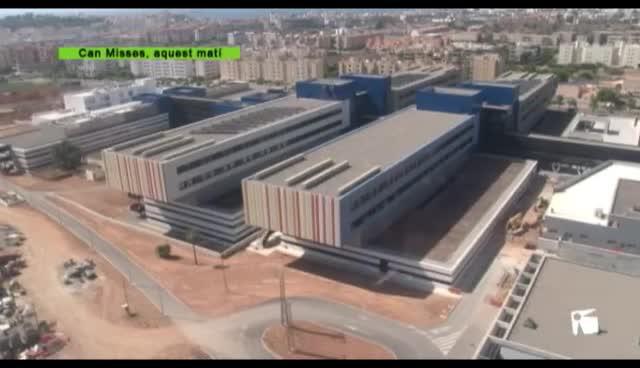 Jornada de Puertas Abiertas en el nuevo hospital de Can Misses