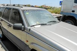 Vila interpone 96 denuncias a coches puestos a la venta en la vía pública
