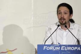 Pablo Iglesias, candidato a presidir el Parlamento Europeo por la Izquierda Unitaria Europea