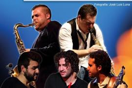 Saxophobia Funk Project + Batucada Manafoc + Dj Domeck