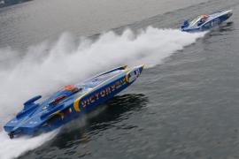 Eivissa acogerá un espectáculo de Fórmula 1 sobre el mar