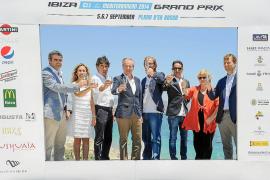La 'Fórmula 1 del mar' se instalará en Eivissa durante cinco años