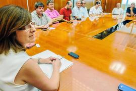 Los transportistas dan un voto de confianza al Consell y desconvocan la manifestación