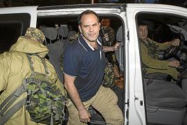 Liberado el observador español de la OSCE retenido en Ucrania