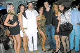 Inauguración de Club de Mar Terrace & Night Club