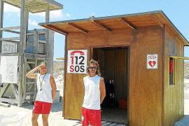 Más de una década vigilando las costas de Formentera
