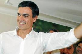 Sánchez obtuvo más avales que Madina en doce comunidades, incluido el País Vasco