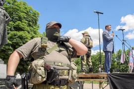 Prosiguen los combates en el este de Ucrania pese al alto el fuego