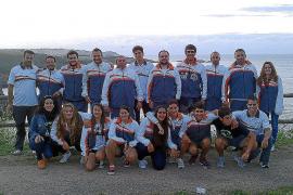 La sección de kayak del CN Sant Antoni se asienta en la elite nacional