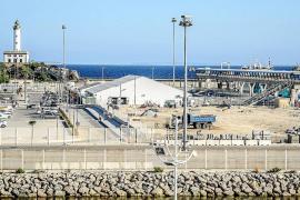 Autoritat Portuària invertirá casi cinco millones en Botafoc